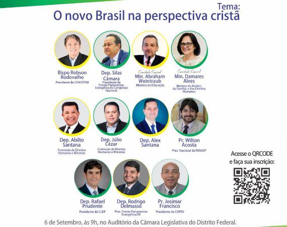 Como será o novo Brasil na perspectiva cristã?