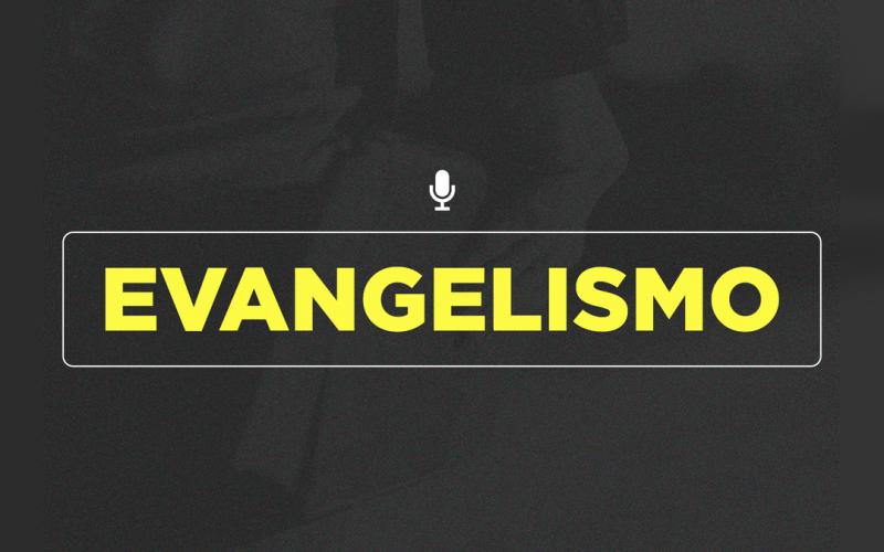 Quinta-feira te espero no nosso bate-papo semanal com o tema: Evangelismo