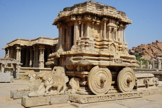 Garuda Stone chariot