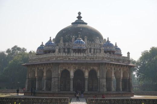 Isa Kahn Tomb