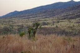 Zambezi Escarpment views