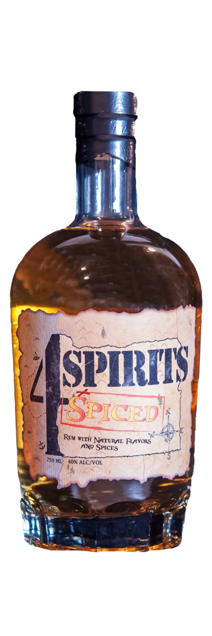 4 Spirits Spiced Image