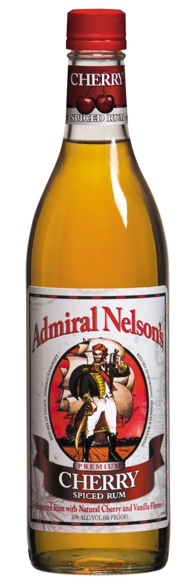 Admiral Nelson Cherry Image