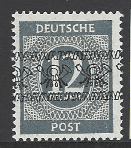SG A74 Expertised Schlegel. Mounted Mint