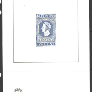 NVPH Catalogue, Blue Print Number 11, Unmounted Mint