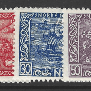 SG 324-9, Mounted Mint
