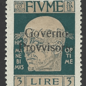 SG 175, Fiume Stamps