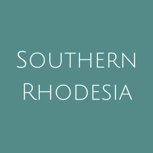 Southern Rhodesia Stamps