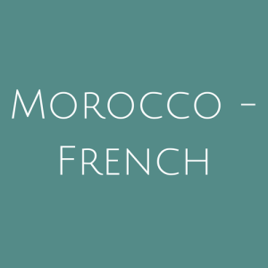 Morocco - French Stamps