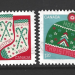 New Issue, 2018, Christmas, Canadian Stamps