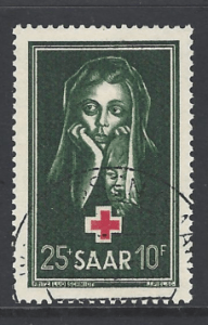 SG 301. Germany SAAR