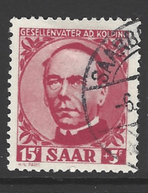 SG 286. Germany SAAR