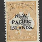 SG 92, New Guinea Stamp
