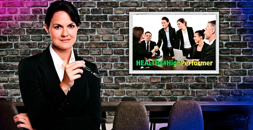 HEALTH4#HighPerformer – Vorstellung der Vortragsreihe