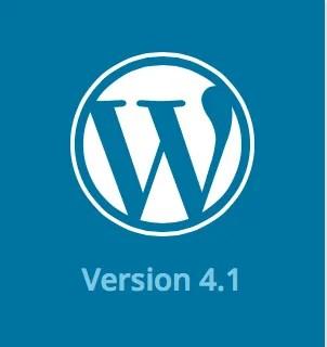 WordPress 4.1
