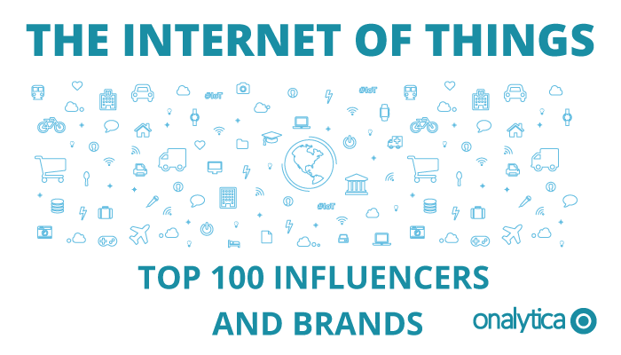 TheInternetofThingsTop100InfluencersandBrands
