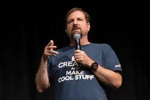 Rob Tiffany Speaker