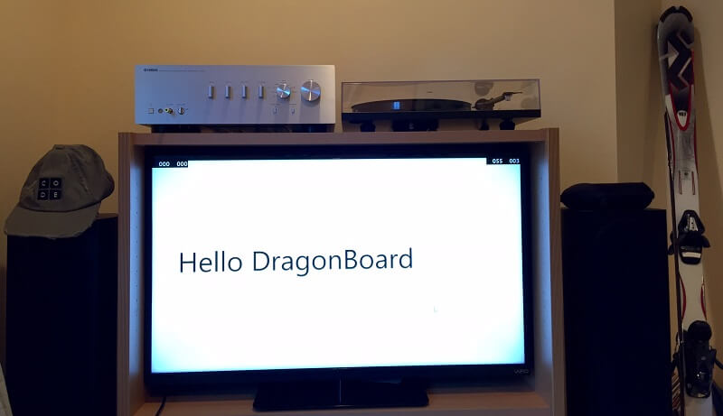 Hello DragonBoard