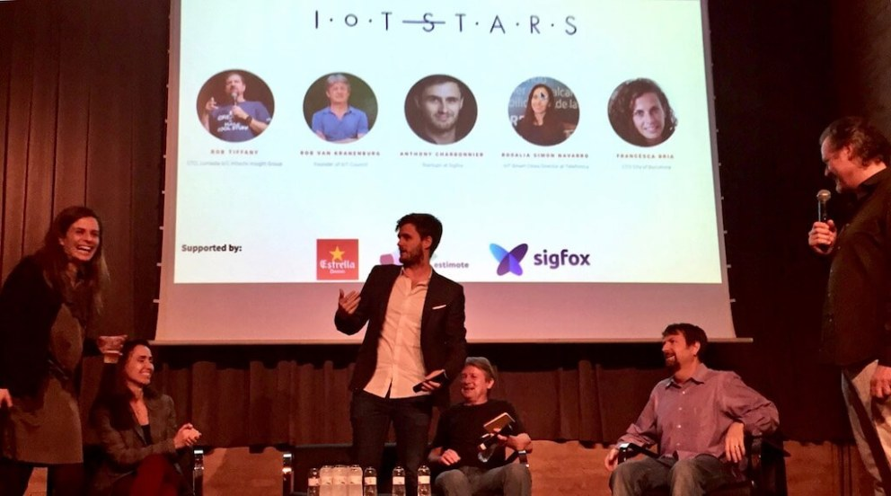 IoT Stars Judges