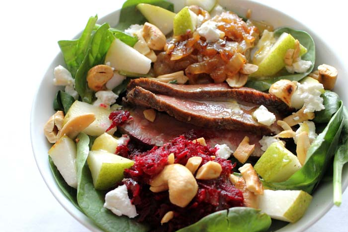 steak-and-spinach-salad-with-goat-cheese-and-carmalized-onions3