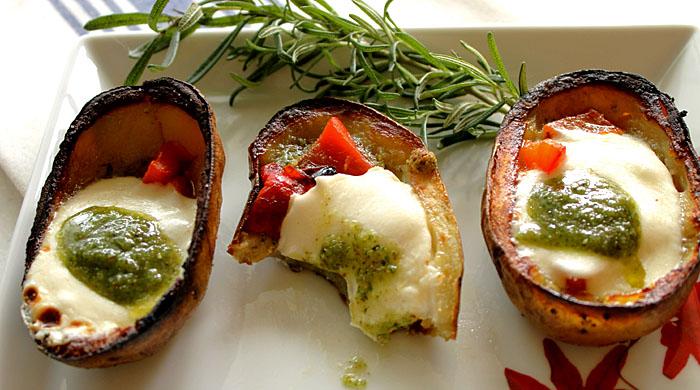 pesto-and-mozzarella-stuffed-potato-skin2