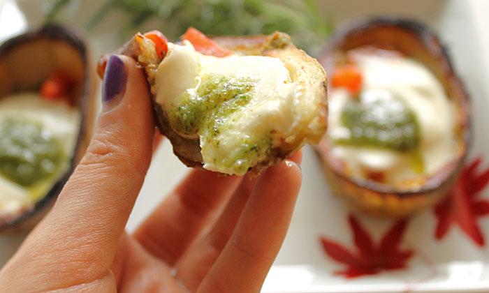 pesto-and-mozzarella-stuffed-potato-skin3