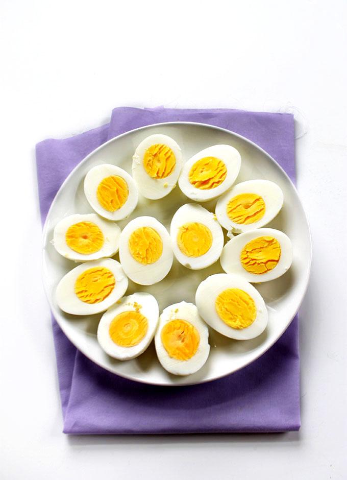 Deviled Eggs for #Easter