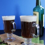Irish Coffee. #dessertcocktail #stpatricksday