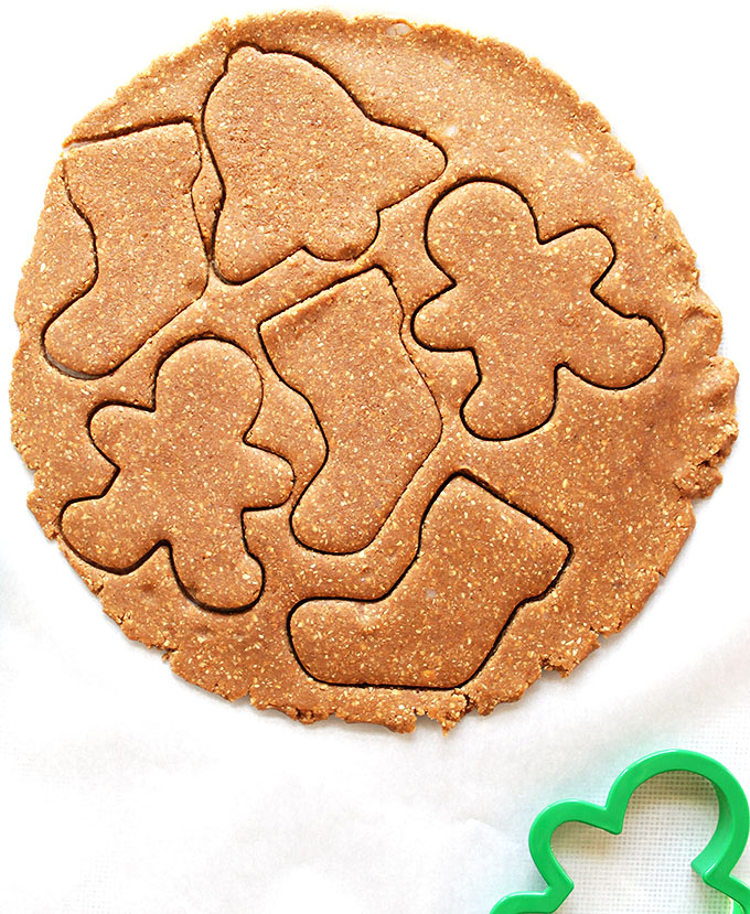Gluten Free Sugar Cookie Cut Outs! Easy to make and work with!
