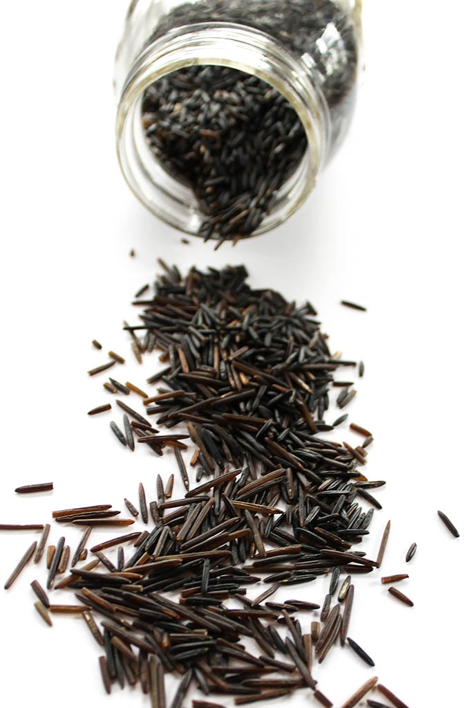 Wild Rice for Roasted Veggie and Wild Rice Power Salad.