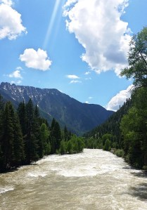 Whitewater Rafting Trip: Durango Colorado