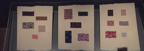 Soviet textiles.