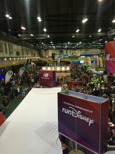 Disney Race Expo