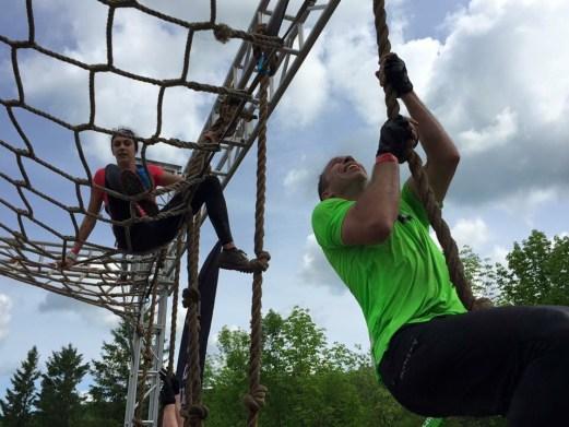 Rope to Cargo Climb