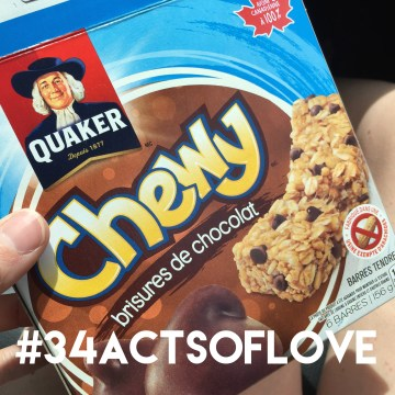 #34actsoflove