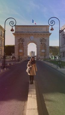 Day trip to Montpellier!
