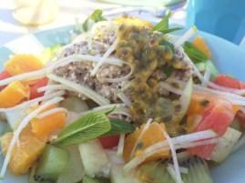 Quinoa & Coconut Bircher from The Boathouse Palm Beach
