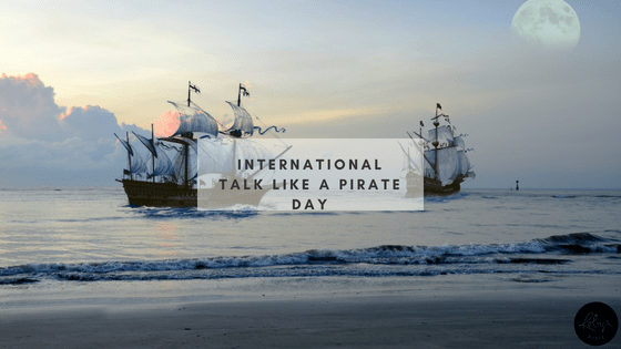 international talk like a pirate day header