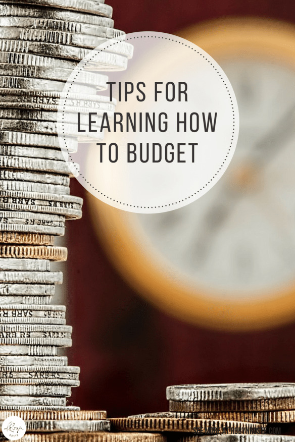 Yes I did it, I faced my fears and spent time learning to budget. You can too. Here's my story. And a couple great book recommendations.