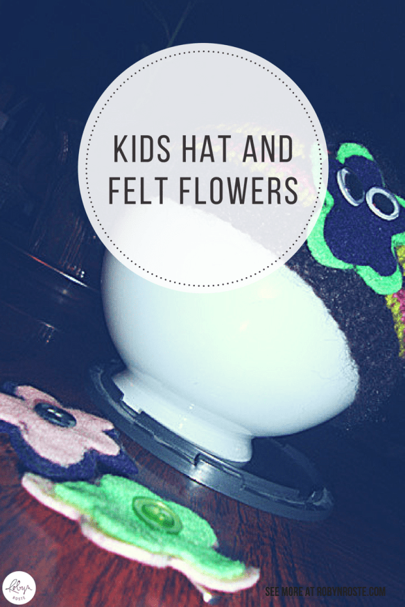 My friend asked if I would make her two-year-old daughter a cute little kids hat with a flower on the side. Of course I said I would. I knew what she was thinking of because she had shown me an infant-sized crochet hat a few weeks ago.