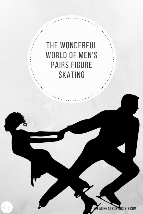 Today I would like to share my most recent exposure to the sport, the film Blades of Glory and entertain the notion of men's pairs figure skating.