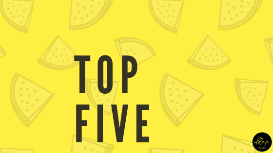 Top Five First Fives