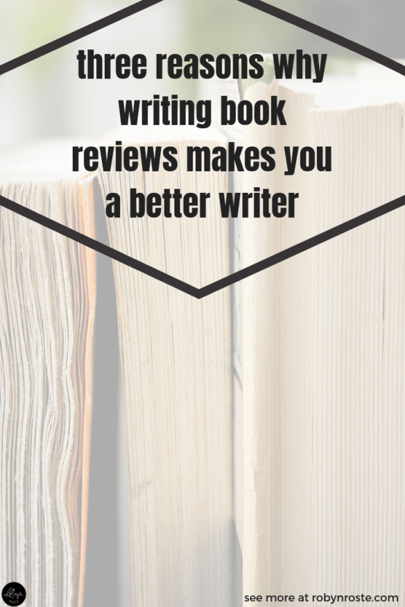 This list is incomplete but I wanted to address the main reasons why I write book reviews since I've had a few questions in that arena. Sure I want to expose readers to new books and help authors further their careers but neither are my motivation behind taking the time to do this. Mostly, I'm doing it for me. To keep reading, to further my education, and to stay connected to the writing community.