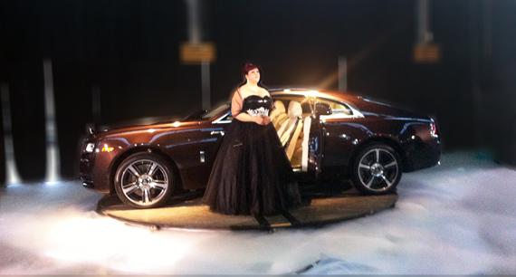 Rolls-Royce Wraith Launch Vancouver BC