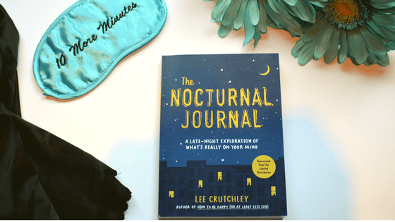 The Nocturnal Journal helps readers live with greater freedom and introspection, providing a safe place to reconnect with the most important, and often most neglected, aspects of self. An engaging, supportive, and emotionally aware resource for night owls and insomniacs, this journal teases out the pressing thoughts, deep questions, everyday anxieties, and half-formed creative ideas that need unpacking, bringing more peace of mind and a richer understanding of ourselves.