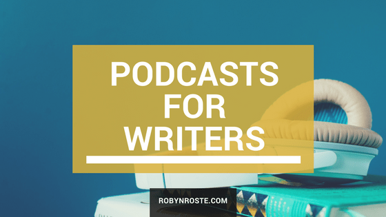 podcasts for writers
