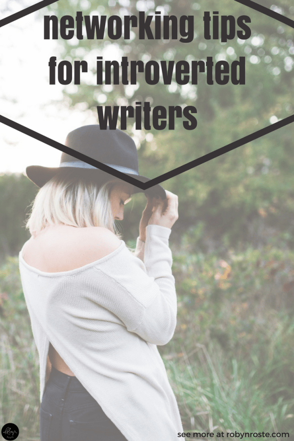 Many introverts are drawn to writing as it's (in it's purest form) an isolated career path. Along the path of my freelance writing journey I've learned a few strategies for networking and doing the people stuff even when it's not a natural skill for me. Maybe one of these will work for you.