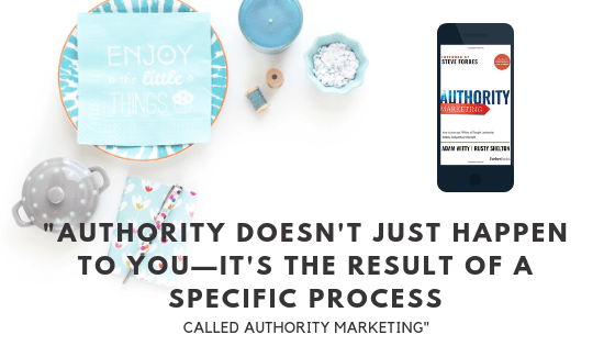 Authority Marketing Review Header