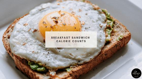 The Great Canadian Breakfast Sandwich Calorie Count Battle