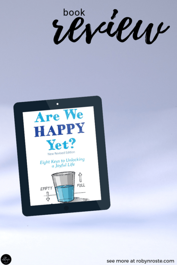Are We Happy Yet? author Lisa Cypers Kamen says happiness isn't the destination but a byproduct of the journey. Curious? There's more.
